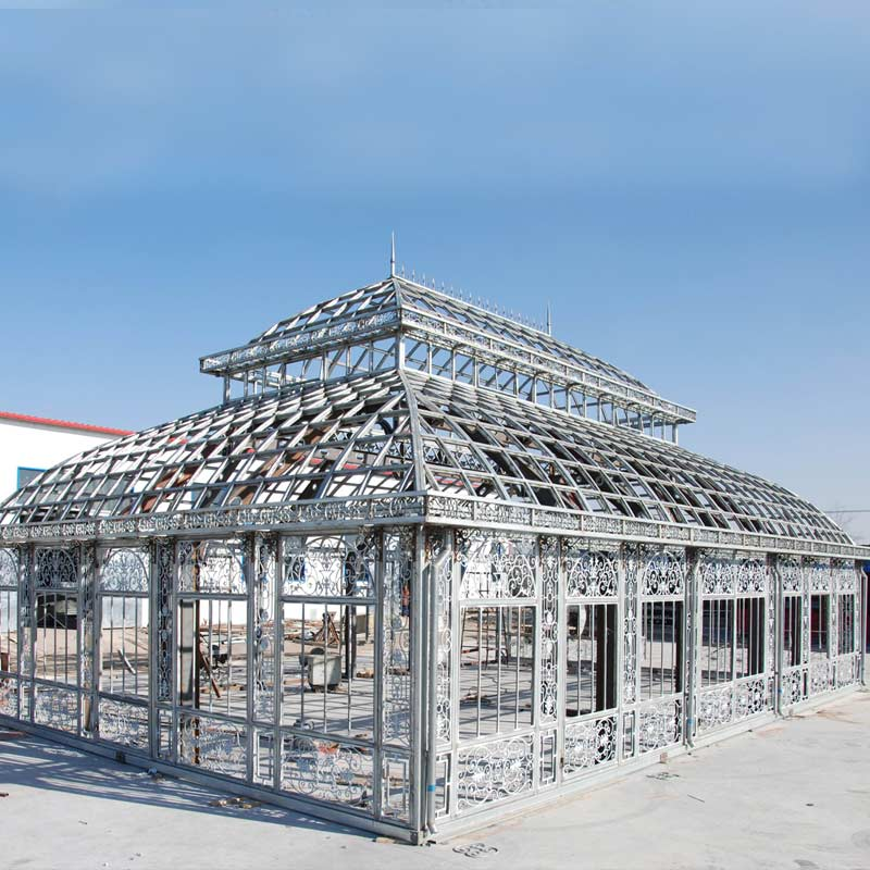 Agra Tech a Commercial Greenhouse Manufacturer