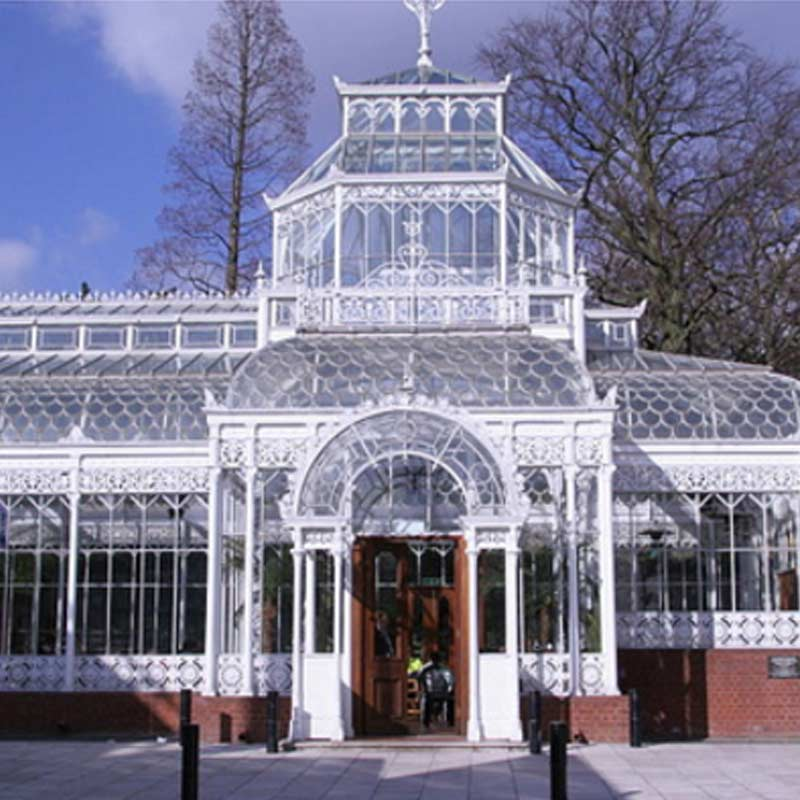 Way back when: A history of the English Glasshouse
