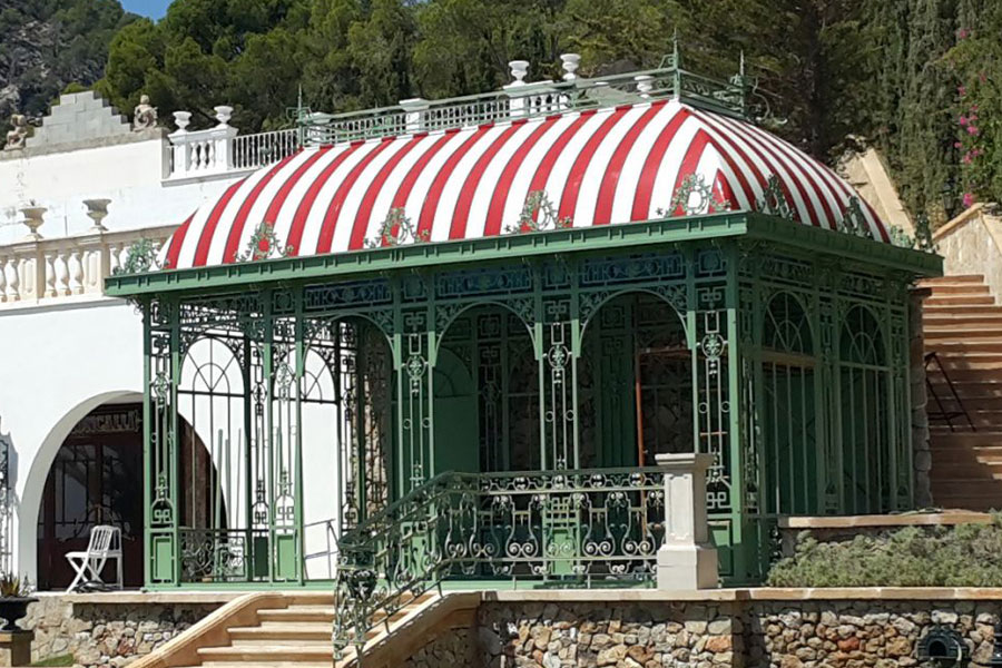 Iron Gazebos