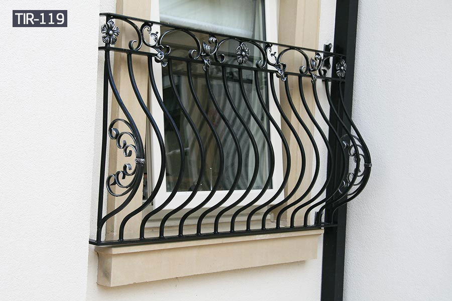 Contemporary window balcony railing for sale