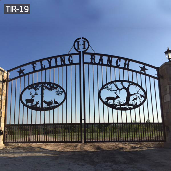 Cheap driveway security gates for sale