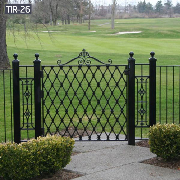 Small metal garden gates for sale