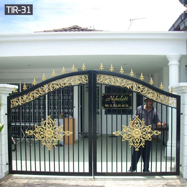 Outside metal entry house gate for sale