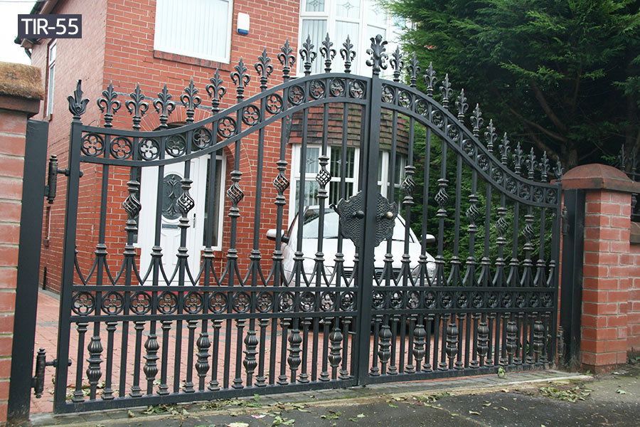 large simple metal main gates for sale