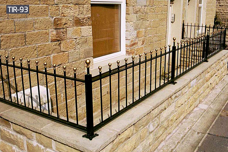 Outdoor wrought iron balcony classical designs price